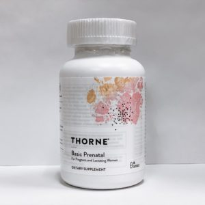 Thorne Basic Prenatal